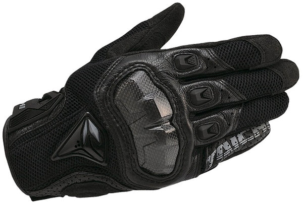 RS Taichi RST391 Armed Mesh Gloves Black