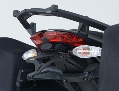 R&G Racing Tail Tidy / License Plate Holder for 2013+ HyperStrada 820