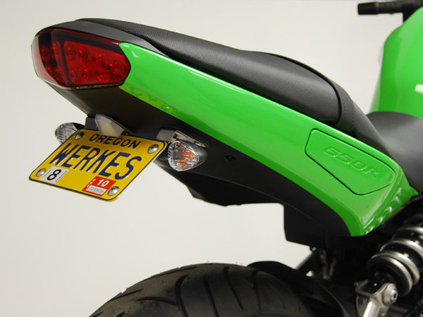 Competition Werkes Fender Eliminator Kit 2009-2011 Kawasaki ER-6n / Ninja 650