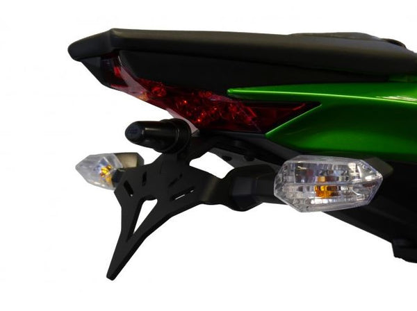 Evotech Performance Tail Tidy / License Plate Holder 2014-2018 Kawasaki Z1000 | bun002172