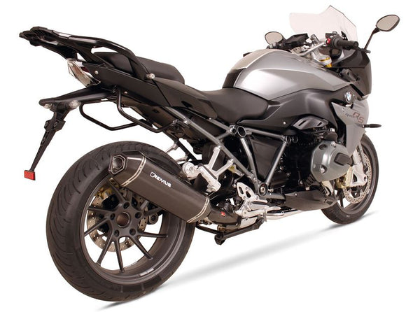 Remus Hexacone Slip On Exhaust System for 2015-2016 BMW R1200RS