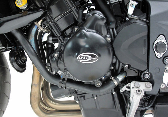 R&G Racing Left Side Engine Cover (Generator) 2012 Triumph Street Triple 675/R, 2012 Daytona 675/R