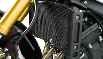 R&G Racing Radiator Cooler Guard For 2006-2015 Yamaha FZ1 & 2011-2014 FZ8