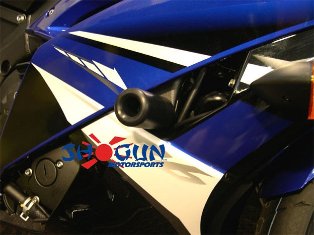 Shogun No Cut Frame Sliders For 2008-2015 Yamaha R6