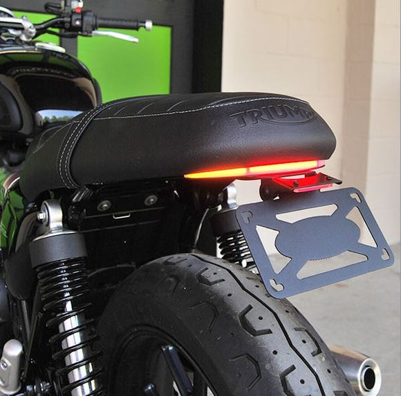 New Rage Cycles Fender Eliminator Kit for 2016+ Triumph Street Twin