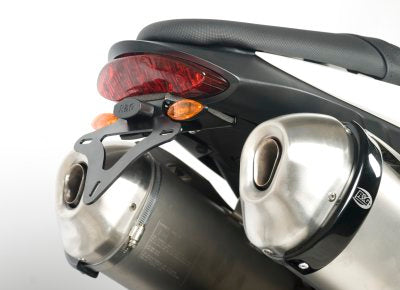 R&G Racing Fender Eliminator / Tail Titdy Kit 2011-2012 Triumph Speed Triple R