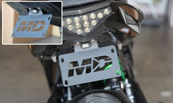 Motodynamic Fender Eliminator for 2012-2016 Kawasaki Ninja 650