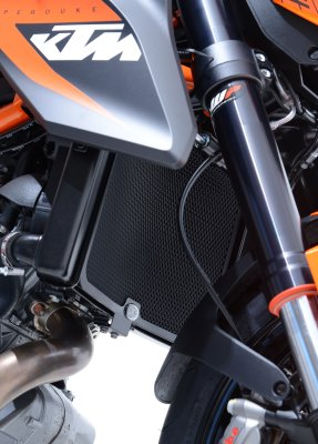 R&G Racing Radiator Guard for '14-'17 KTM 1290 Super Duke / R, '16-'17 1290 Superduke GT