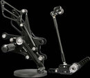 Sato Racing Adjustable Rearsets 2008-2011 Honda CBR1000RR (Non-ABS Model)