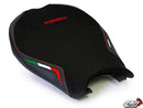 LuiMoto Team Italia Seat Cover with 1198s Logo Uprade