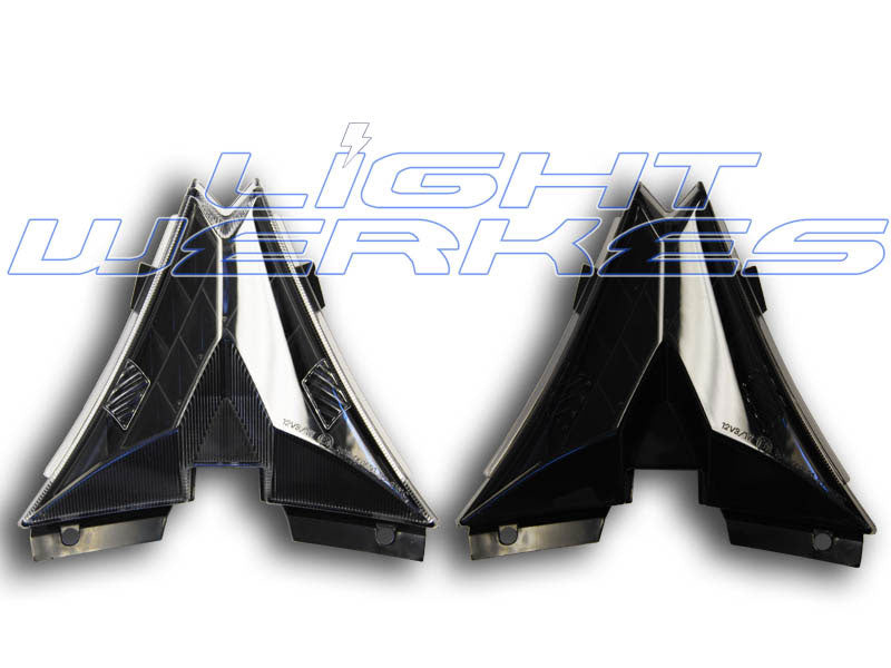 Competition Werkes Integrated Tail Light 2009-2012 Aprilia RSV4