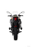 Akrapovic Slip-On (Titanium) Exhaust System 2011-2014 Triumph Tiger 800 / XC