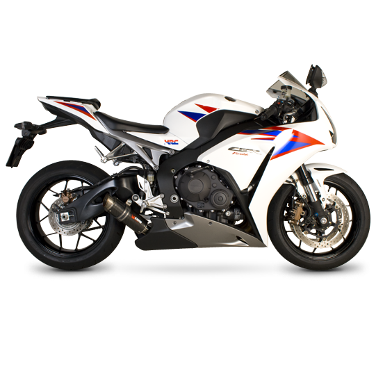 Scorpion RP-1 GP Slip-on Exhaust System '12-'13 Honda CBR1000RR