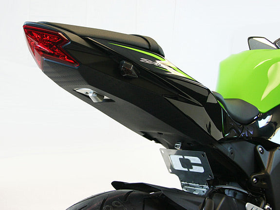 Competition Werkes LTD Eliminator Kit for 2013-2015 Kawasaki ZX6R 636