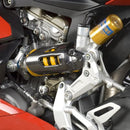 R&G Racing Carbon Fiber Shock Cover 2012- Ducati 1199 Panigale