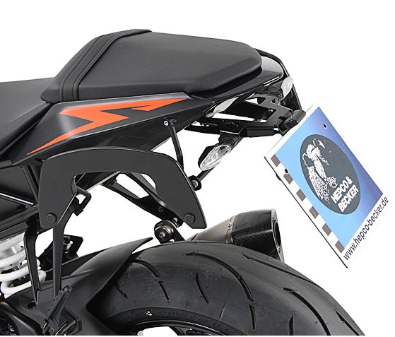 Hepco & Becker C-BOW Mounting System For 2013-2017 KTM 1290 SuperDuke R
