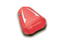 LuiMoto Raven Seat Cover 2007-2008 Yamaha YZF R1 - CF Red/CF White