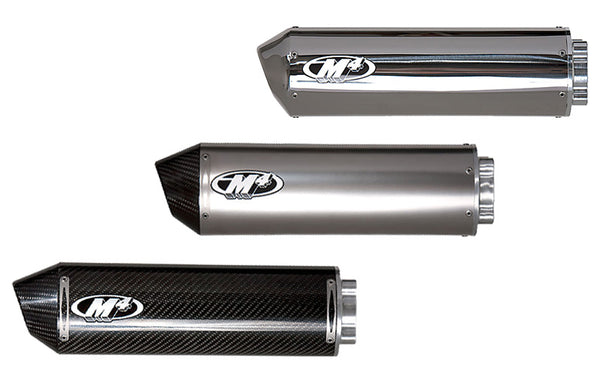 M4 Standard Bolt Ons Dual Exhaust for 2004-2008 Suzuki SV1000