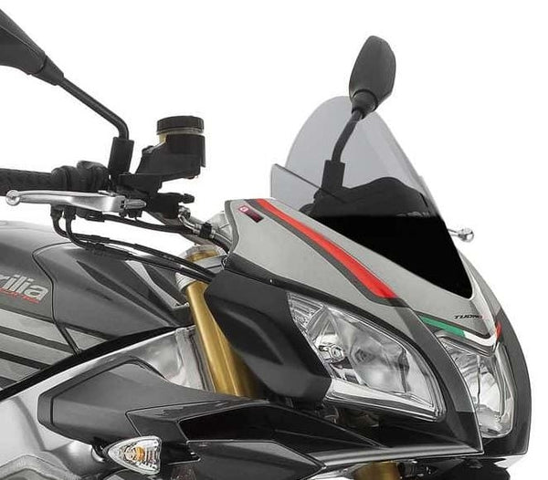 Puig Racing Windscreen for 2015-2017 Aprilia Tuono V4 RR/Factory