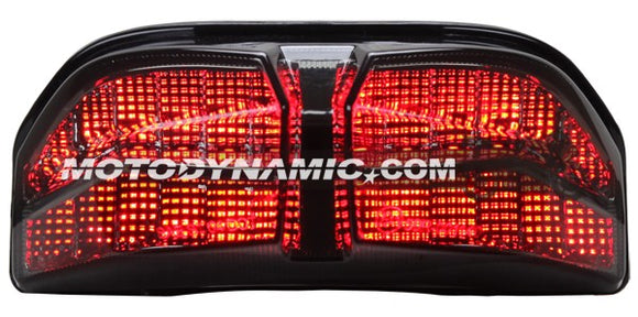 Motodynamic Sequential LED Tail Light for 2011-2013 Yamaha FZ8