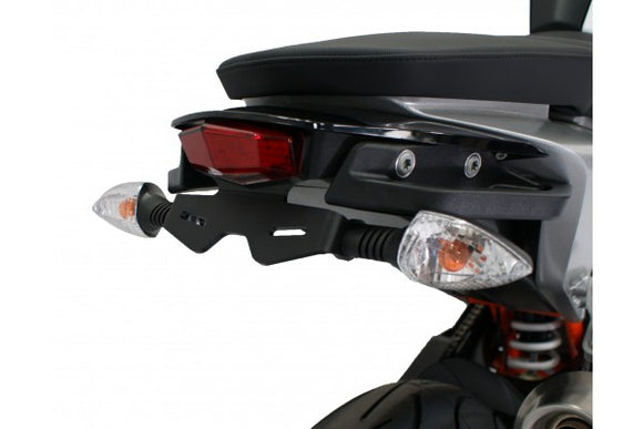 Evotech Performance Tail Tidy / Fender Eliminator Kit '12-'19 KTM 690 Duke