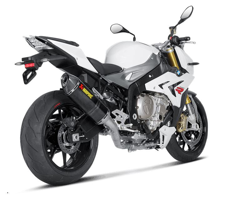 Akrapovic Racing Line Carbon Full Exhaust System For