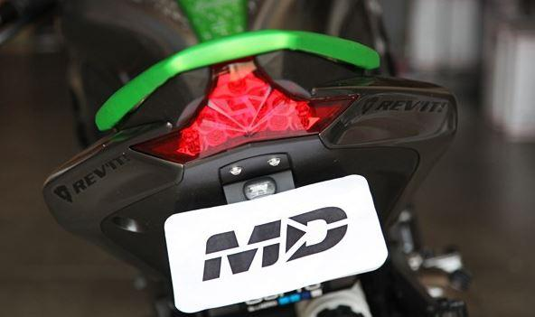 Motodynamic Fender Eliminator for 2013-2016 Kawasaki Z1000