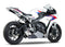 Yoshimura Race R-77 Steel w/Carbon Tip Slip-on Exhaust System 2012-2013 Honda CBR1000RR