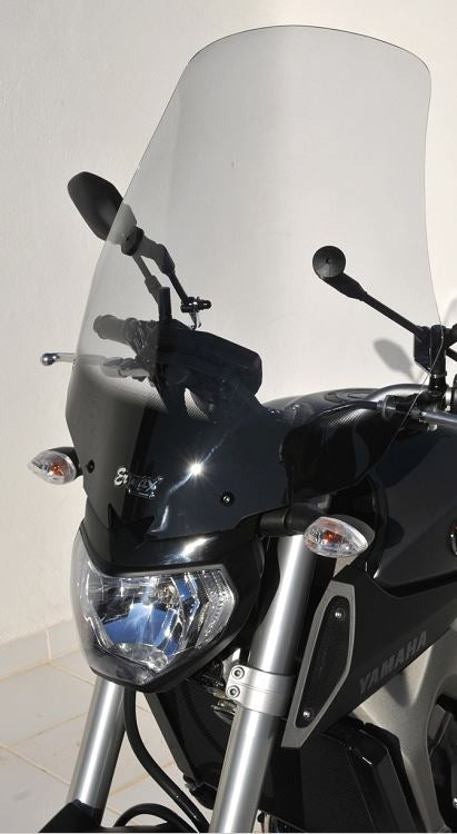 Ermax Touring Windscreens 2014-2015 Yamaha FZ-09 / MT-09