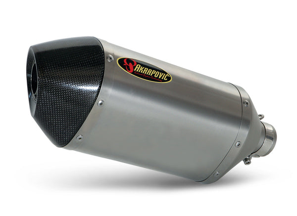Akrapovic Slip-On Line (Titanium) EC Type Approval Exhaust System 2006-2007 Yamaha YZF R6