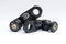 R&G Racing Axle Sliders / Swingarm Spools for All Years Triumph Daytona 675 / R, Street Triple / R