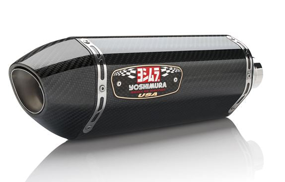 Yoshimura Race R-77 Slip-on Exhaust System for '14-'16 Honda CBR1000RR/ABS