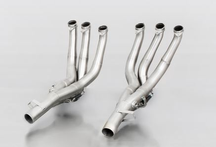 REMUS Stainless Steel High Performance Headers for 2011-2014 BMW K1600 GT/GTL