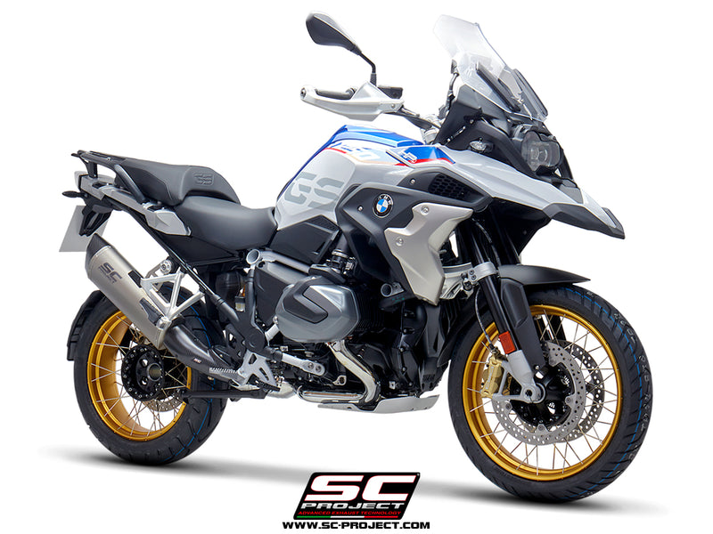 SC Project SC1-R GT Slip-On Exhaust 2019 BMW R1250GS/ADV