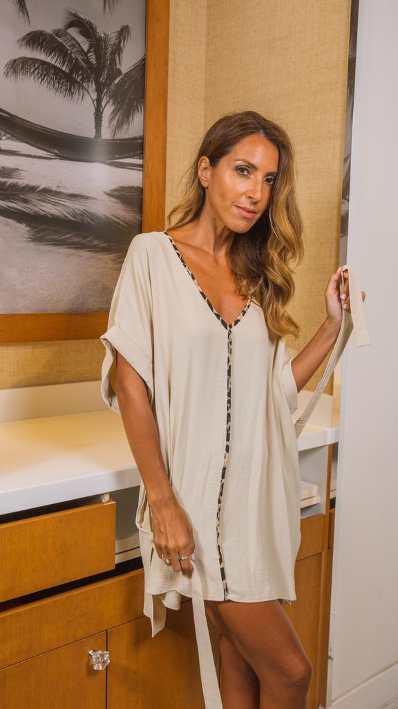 Milano Top Light Taupe