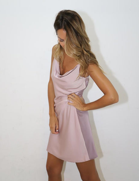 Lavender Dress