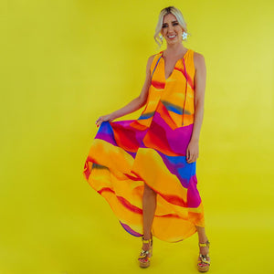 Maxi Sunset Dress