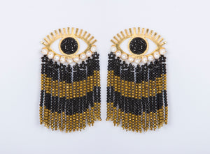 Ojo XL Earrings