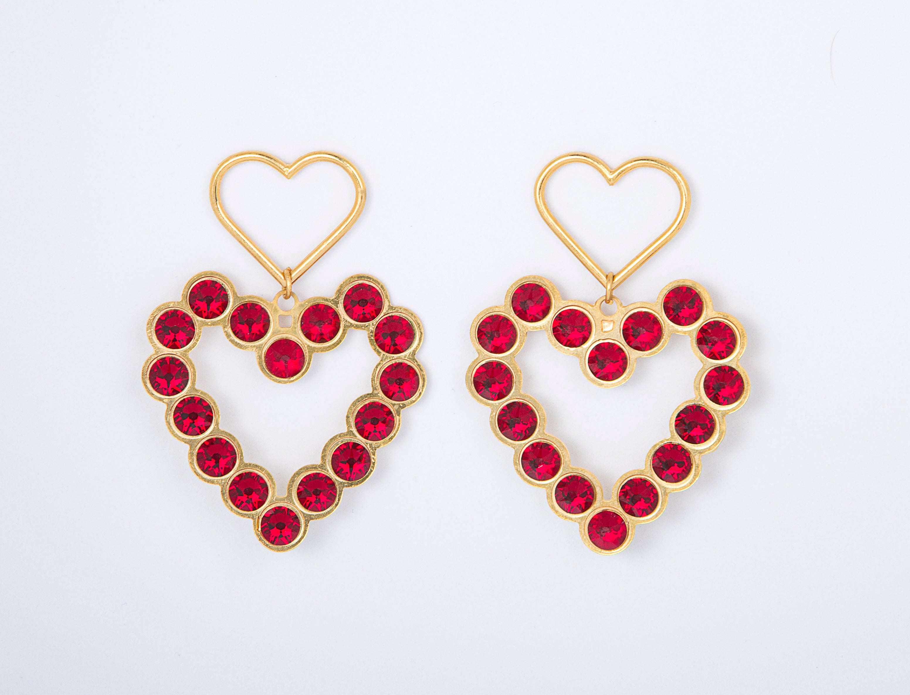 Rojo Earrings