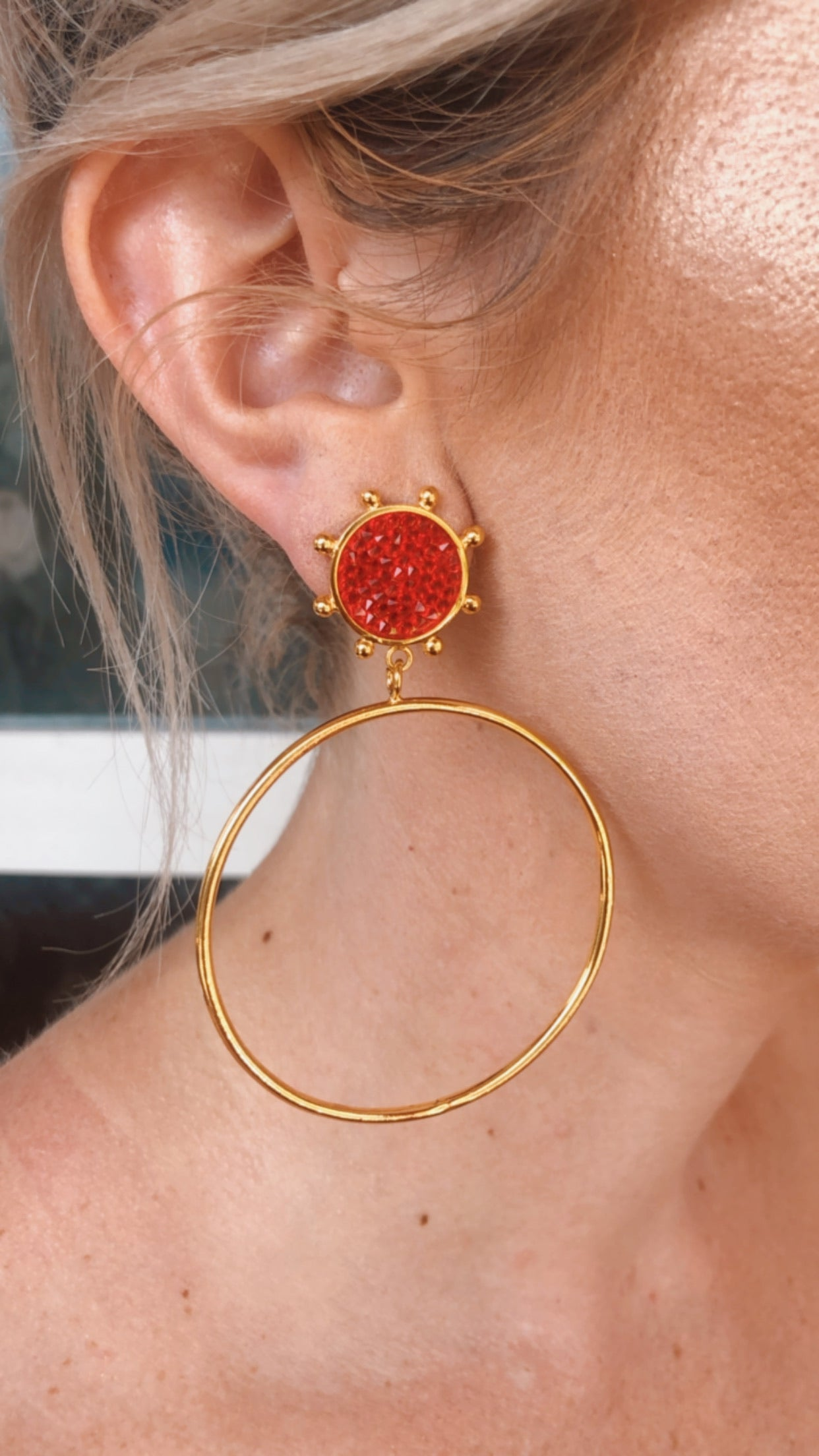 Aros Earrings
