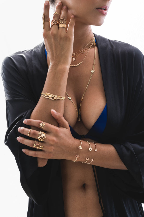 Fall Jewelry Trend: Gold