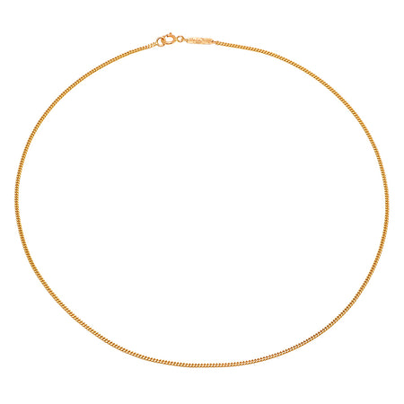 The Modest & Forever After Dangling Diamond Choker Necklace