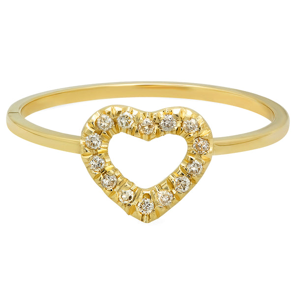 Sweet Love Diamond Ring