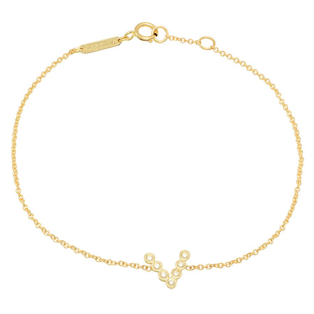 DSJ's Signature Meaningful Birthstone Heart Bracelet