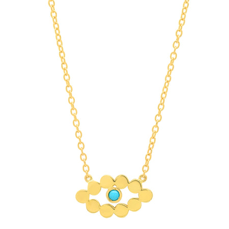 Dana Seng Signature Gemini Zodiac With Precious Birthstone Necklace
