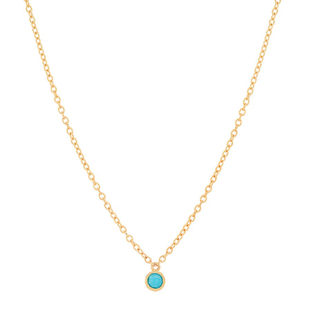 (Double Name/Number) DSJ's Signature Meaningful Multi Gold Initial Necklace