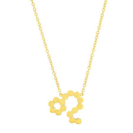 Dana Seng Signature Virgo Zodiac Necklace