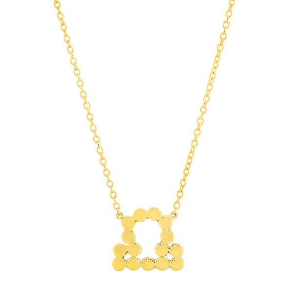 Dana Seng Signature Libra Zodiac Necklace