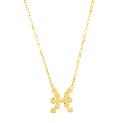 Dana Seng Signature Pisces Zodiac Necklace