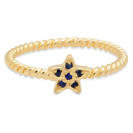 Twinkle Twinkle Little Stars Diamond Ring